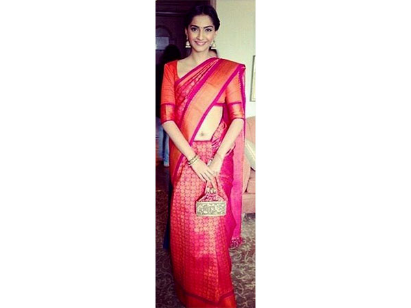 Bollywood Actresses In Kanjivaram Sarees