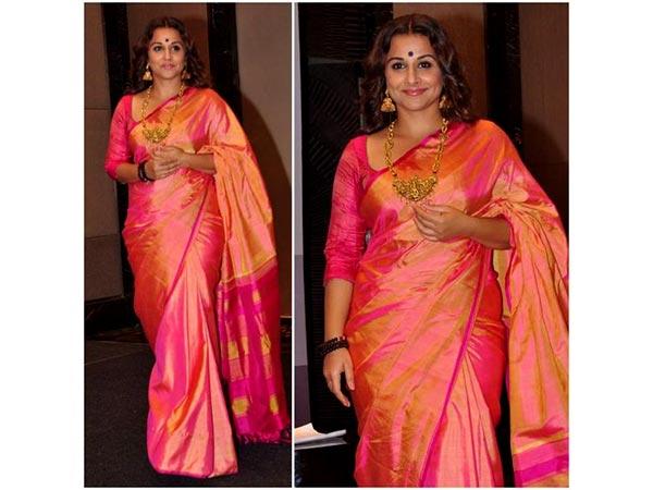 Bollywood Actresses In Kanjivaram Sarees|Rekha Kanjivaram ...