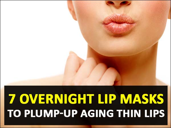 7 Overnight Lip Masks To Plump-Up Ageing Thin Lips