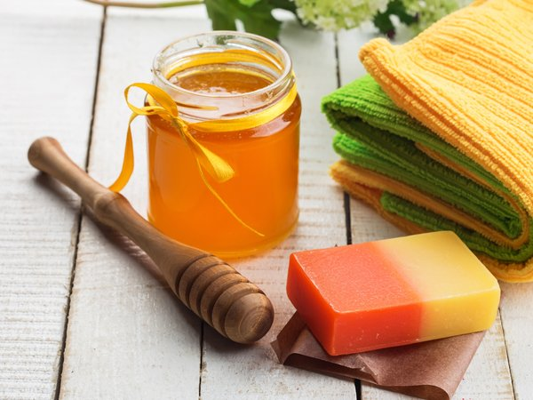 diy honey and aloe vera body wash