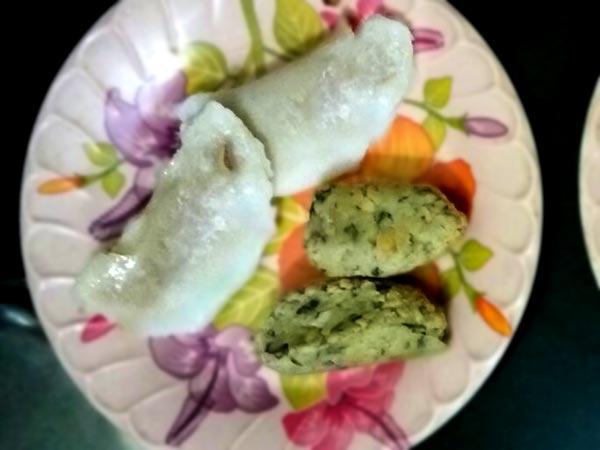 Yummy Sweet Baked Kadabu