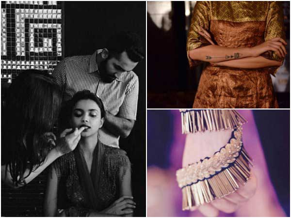 Lakme fashion Week Winter/Festive 2016: Behind The Scenes