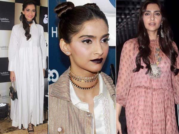 On Our Hot List: Sonam Kapoor's Recent Three Looks #WorthDyingFor