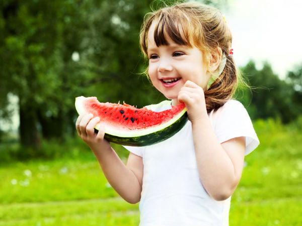 Can Kids Eat Watermelon