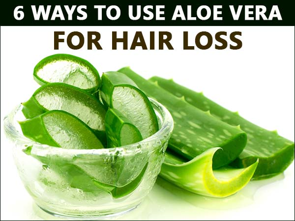 6 ways to use aloe vera for hair loss. Black Bedroom Furniture Sets. Home Design Ideas