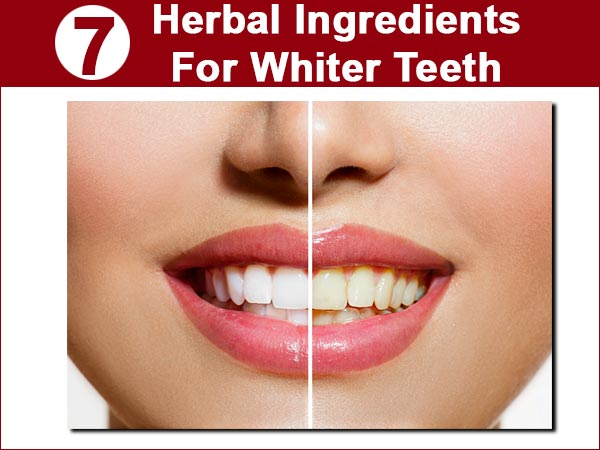 home remedies to whiten your teeth