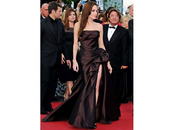 9 Red Carpet Looks Of Angelina