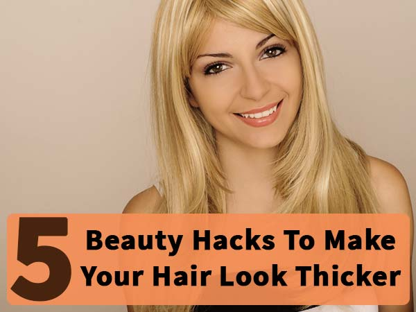 how to know if your hair is getting thicker