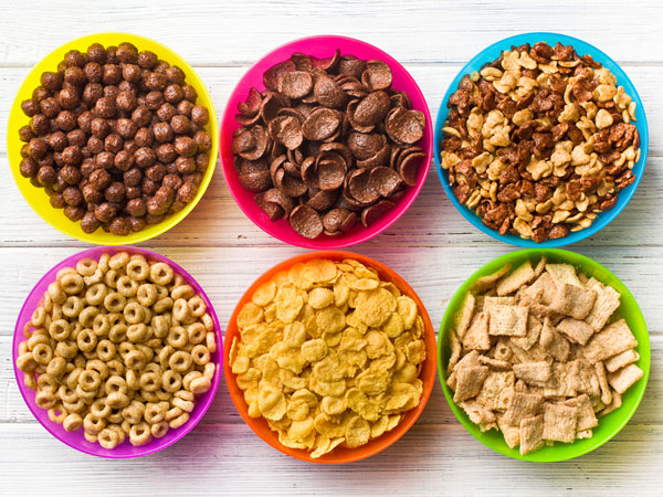 Does eating cereal help lose weight