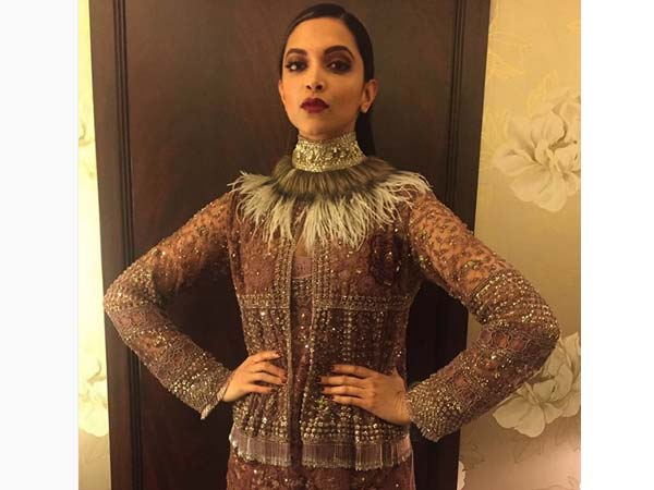 Deepika Padukone, A Fox In Disguise?