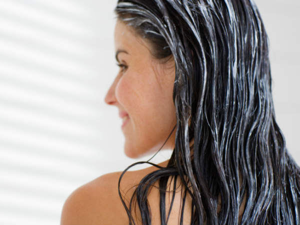 how to clean hair when you have a cold