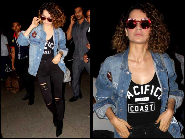 Latest News On Kangana's Travel Style
