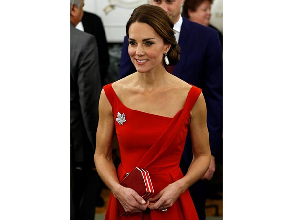 Kate Middleton's Dress Worth Rs 86169