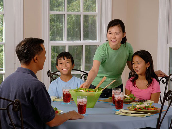 Benefits Of Healthy Diet For Children