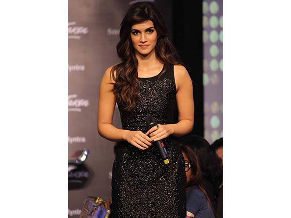 Kriti Sanon Slaying In An LBD