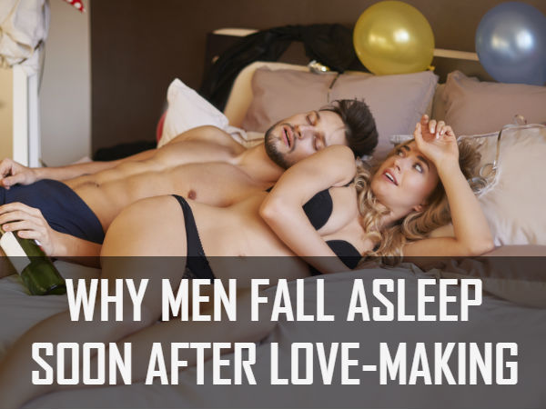 Why Do Men Sleep After Sex 101