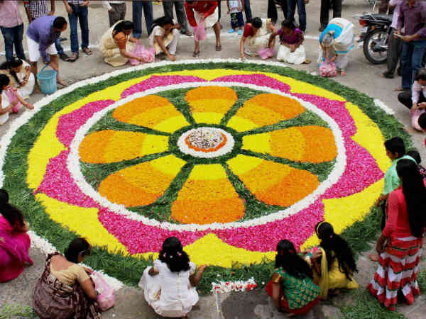 how to celebrate onam in office