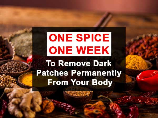 home remedies for dark patches