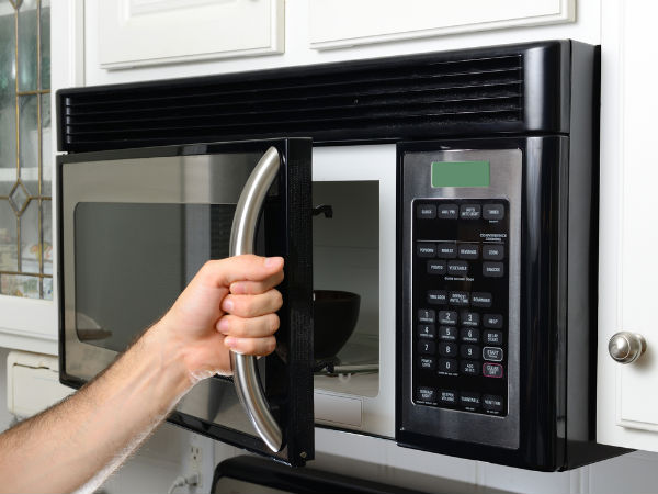 effects of using microwave