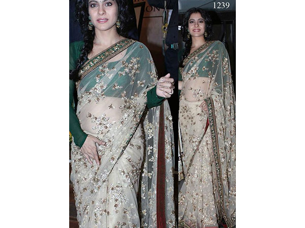 Bollywood Fashion N Beauty: 8 Saree Colours That Look Gorgeous On Indian Skin Tone