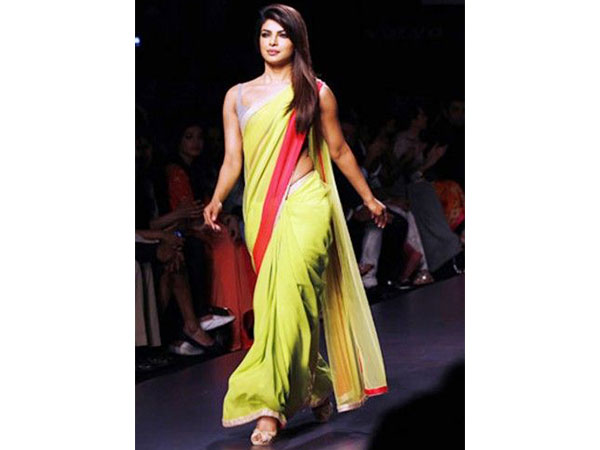 8 Sarees Colours That Look Gorgeous On Indian Skin Tone