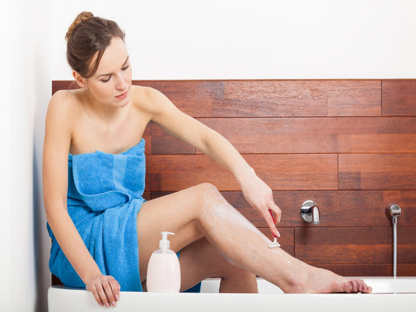 how to take care of skin after shaving