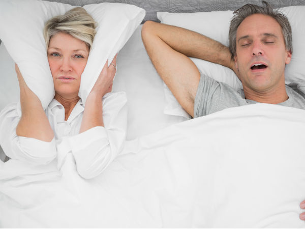 causes for snoring