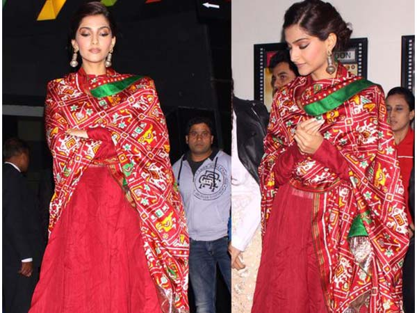 10 Navratri Outfits To Steal From Sonam