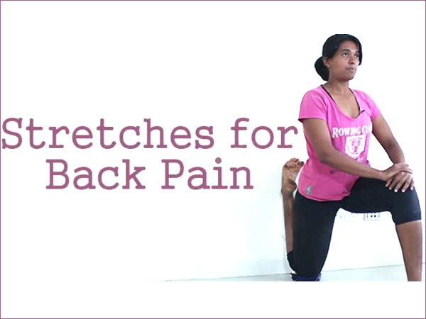 Are You Suffering From Chronic Back Pain? Try This One Exercise, It Helps !