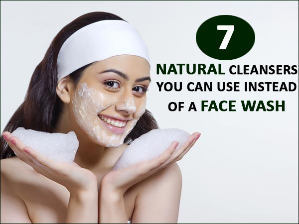 Natural Face Wash