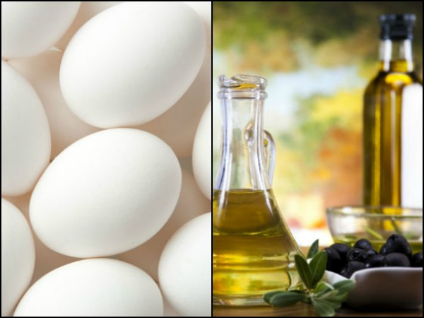 What Happens When You Apply Olive Oil & Egg Whites To Your Hair?
