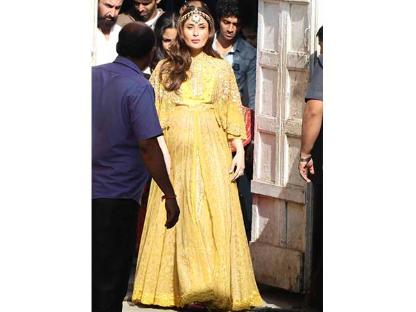 Begum Kareena Takes Her Title Seriously