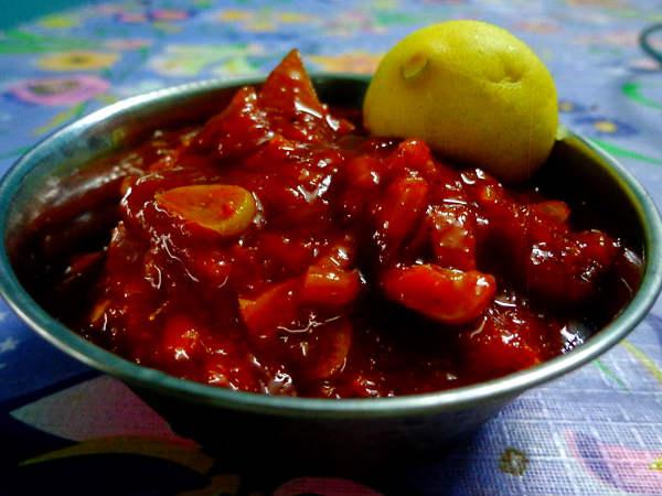 Try This Tasty Vadukapuli Achar For Onam