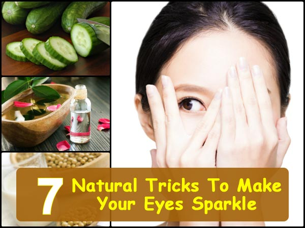 home remedies for bright eyes