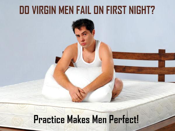 Do Virgin Men Fail