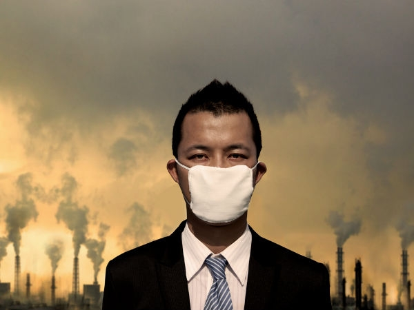 Air Pollution May Cause Damage In Blood