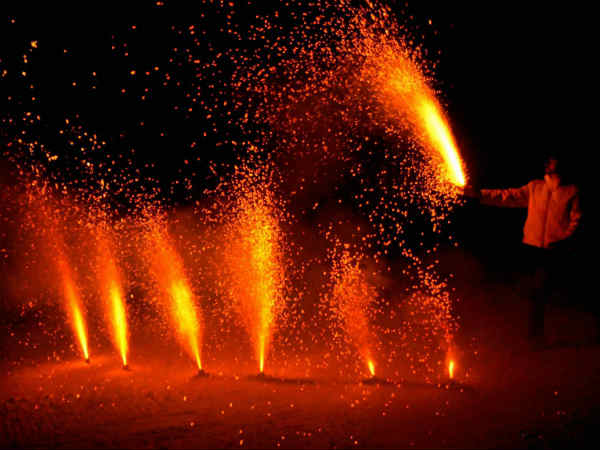Celebrate an Environmentally Safe Diwali