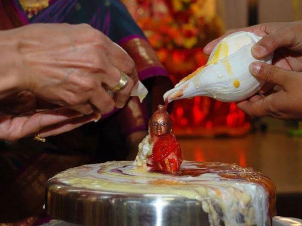 Balipadyami/Govardhan Puja Rituals