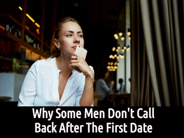 Will He Call After The First Date