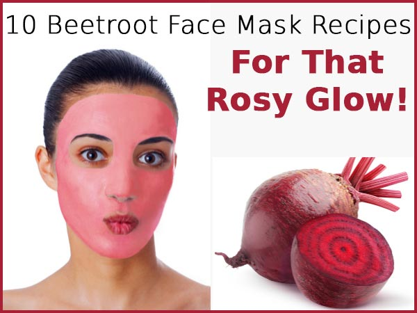 beetroot mask