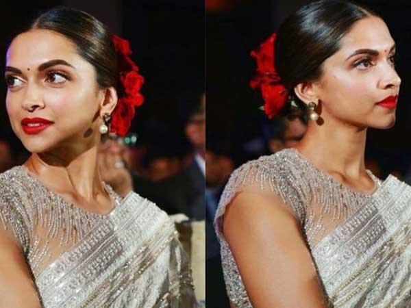 Deepika Padukone Hair bun Styles|Deepika Padukone Movies ...