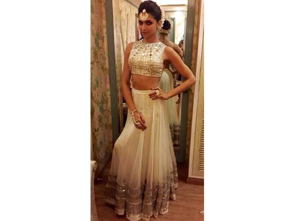 11 Beautiful Lehengas Worn By Deepika