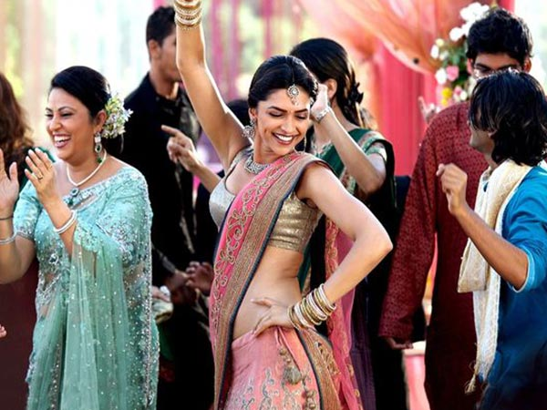 Deepika's Lehengas From The Movies