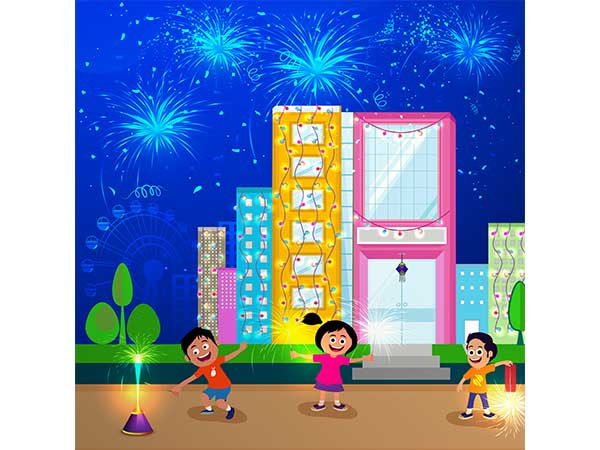 tips to play safe in diwali