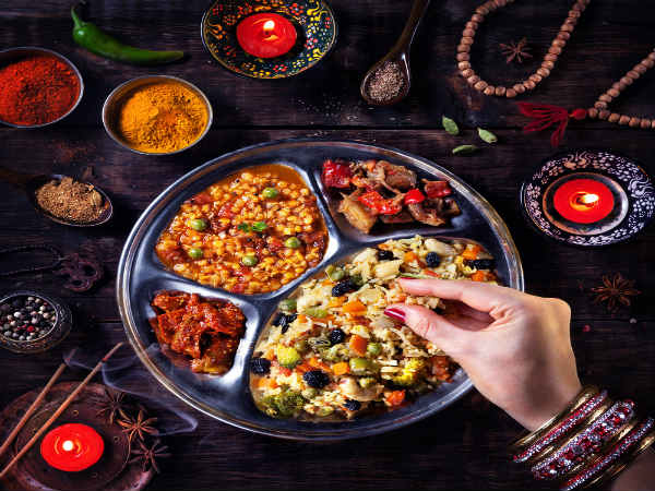 Ways To Prevent Weight Gain This Diwali