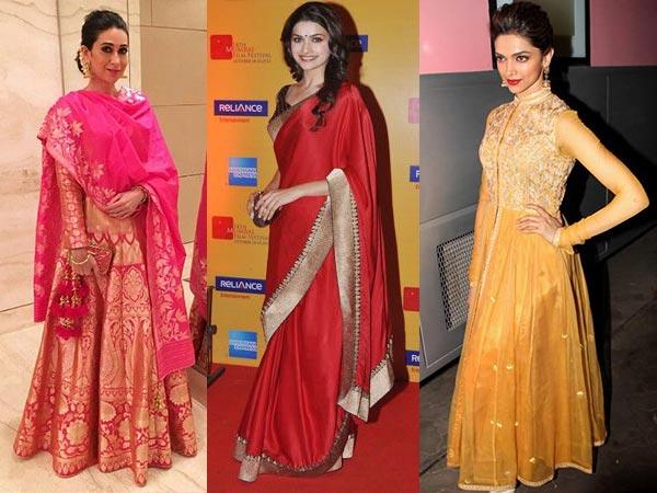 Diwali Fashion Trends 2016