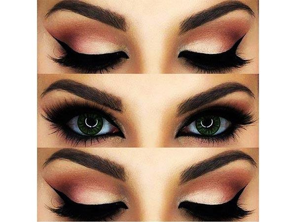 eye makeup looks for diwali
