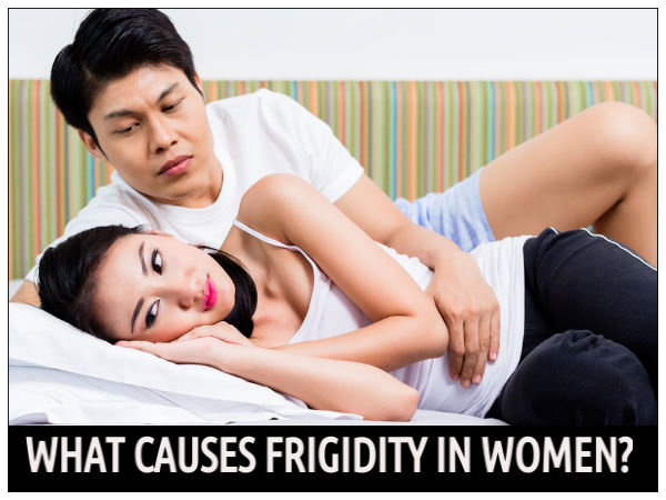 What Causes Frigidity In Women