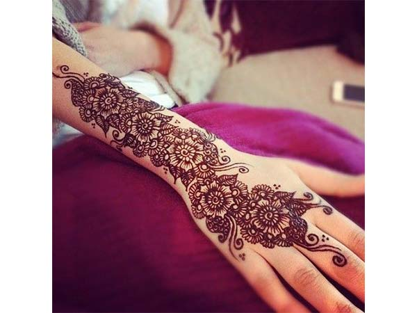 Mehndi Henna Design : Bridal henna designs we are totally crushing over boldsky