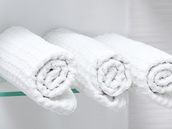why are clean towels important